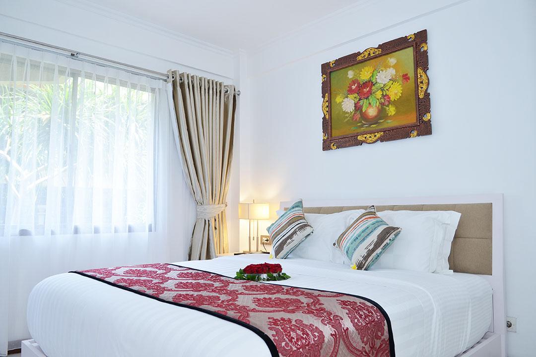 apartment 6234 bediroom - bali private residence